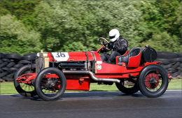1913 Vauxhall.