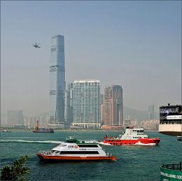 Air and Sea Hong Kong