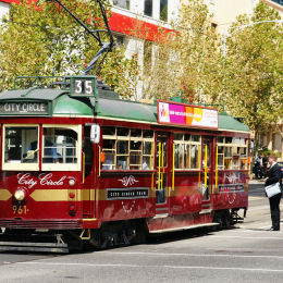 The Melbourne Tram