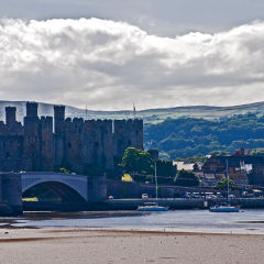 Afternoon At Conwy