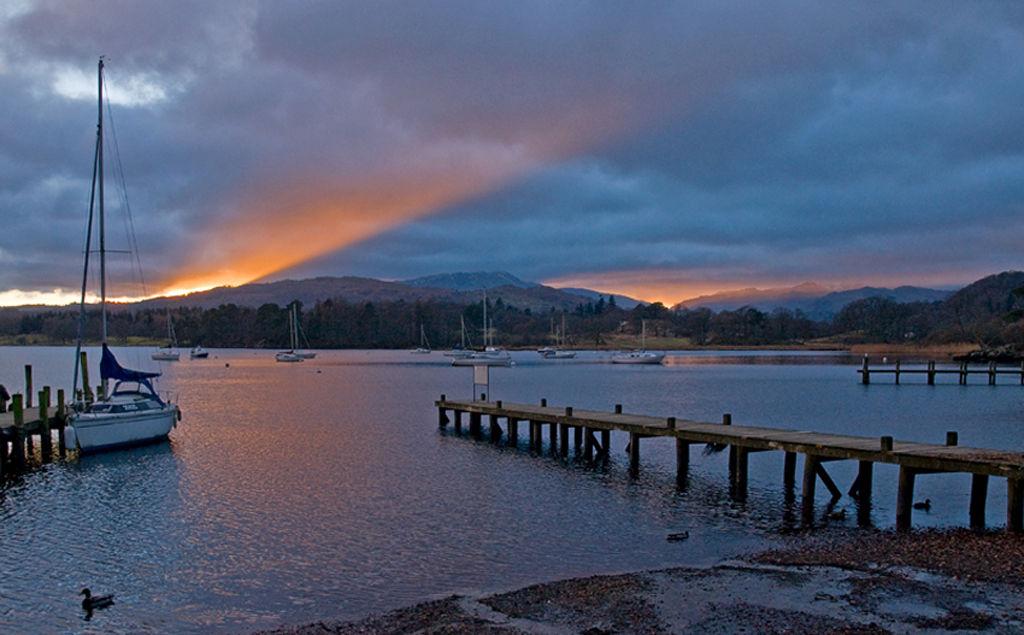 Windermere Sunset