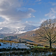 Towards Snowdon