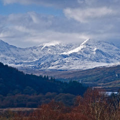 Snowdonia Winter