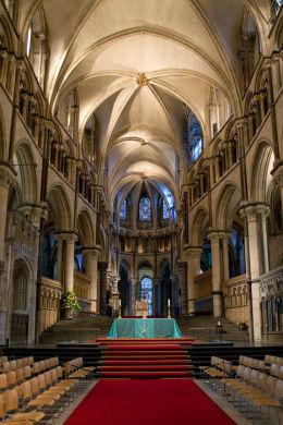 Canterbury Cathedral - Choir.