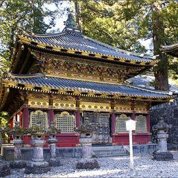 Nikko Temple Japan