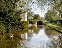 Shropshire Union Canal Chester