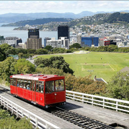 Wellington . New Zealand.