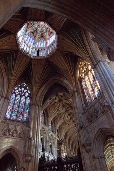 Ely Cathedral - The Octagonal Tower