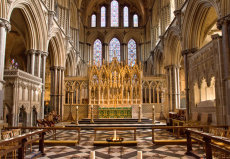 Ely Cathedral - Interior.
