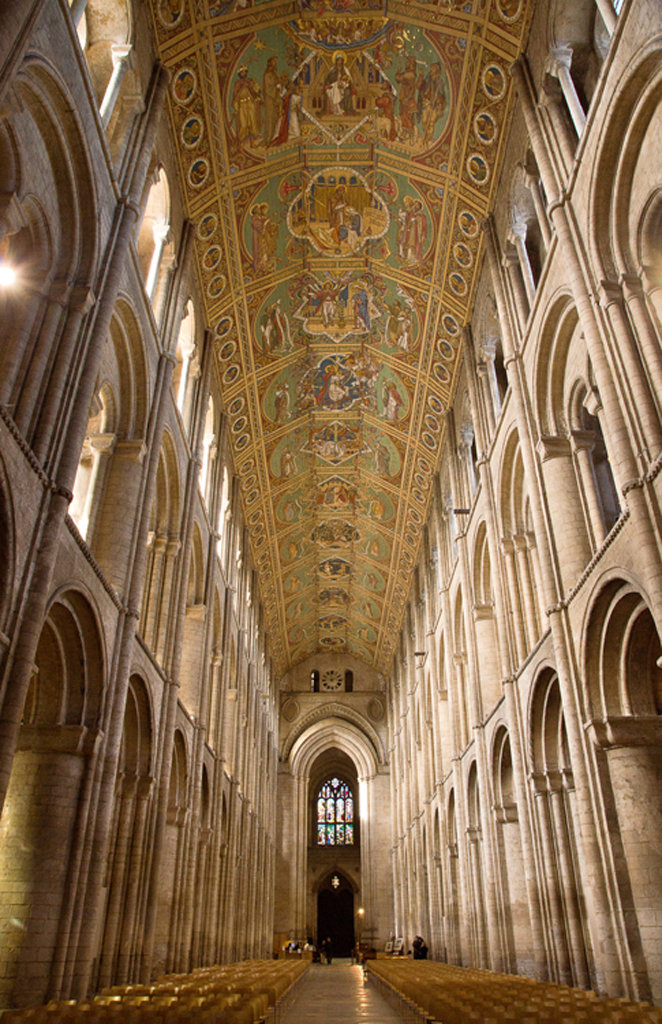 Ely Cathedral - The Roof