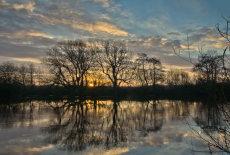January Dawn - River Dee