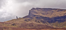 The Old Man Of Storr from the South.