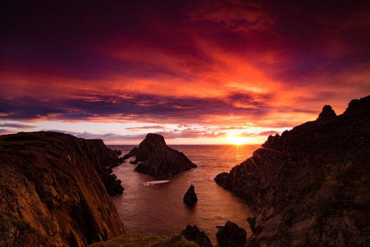 Scheildren Sunset