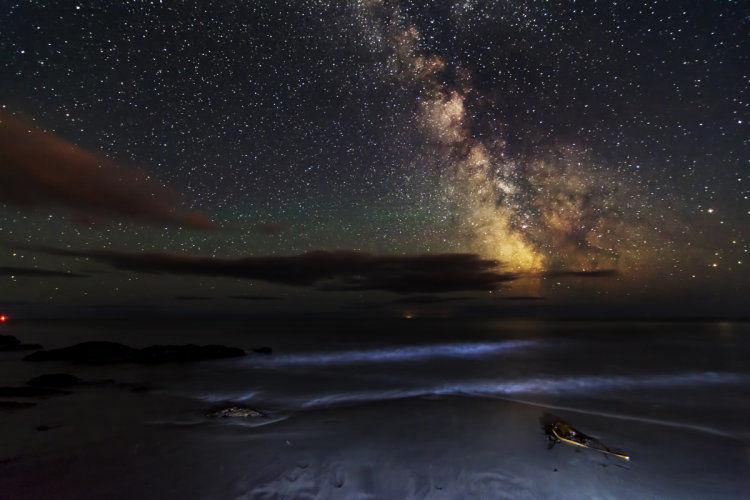 Ballytrasna Milky Way