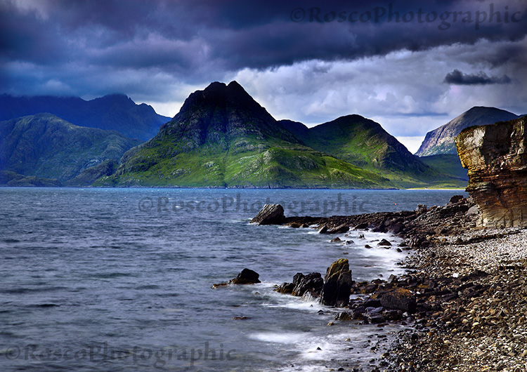 Guilin from Elgol, Isle of Skye