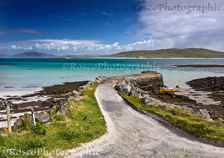 Eoligarry Pier, Isle of Barra