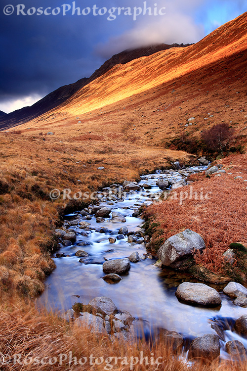 Glen Rosa Isle of Arran