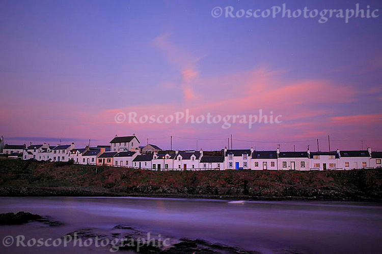 Portnahaven at Dusk, Islay