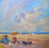 Beachside Chat