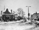 Snowy Day in Southfields