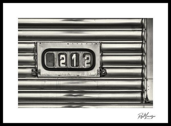 Railcar.