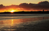 Dawn Over The West Sands