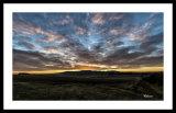 Sunrise Over Clatto Hill