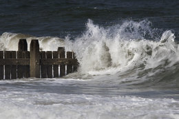 Walcott furling waves