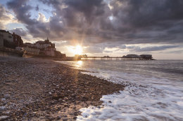 Sunset Cromer, Norfolk