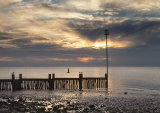 Sunset at Heacham
