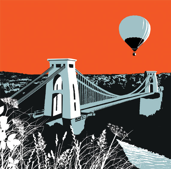 Clifton Suspension Bridge, Bristol RM055