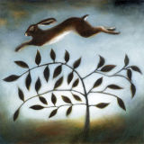 THE HARE AND BAY TREE RM014