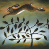 The Hare and the Bayleaf Tree
