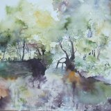 Forest stream (Sold)
