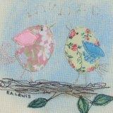 Little birds (textile)