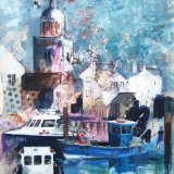 Old Portsmouth harbour (sold)