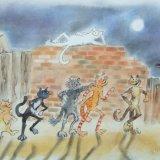 Stray Cat Strut (Stray Cats) £55