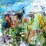 The Allotment (card & print)