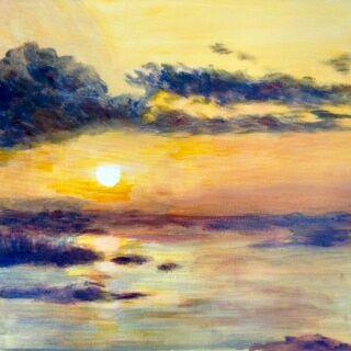 Cathy Parfitt - African Sunset
