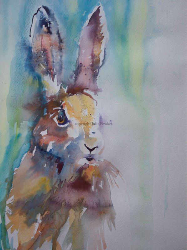Julia Fowkes:<br><I>Hare</I>