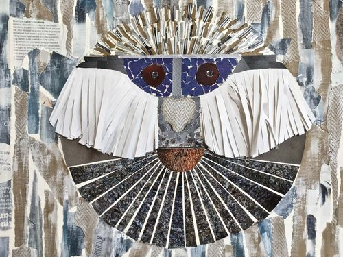 Lynne Norker: <br><l>Collage</l>