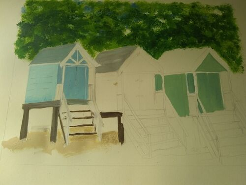 Jane Pyke Beach Huts Stage 2