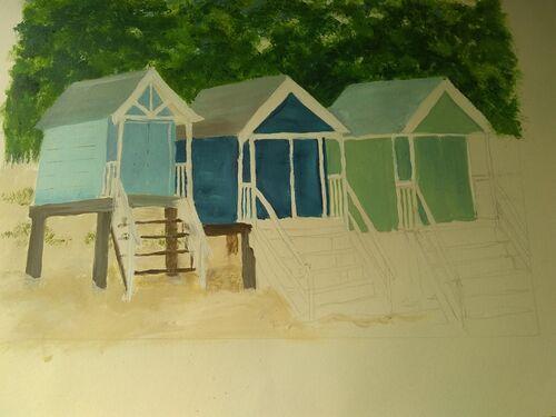 Jane Pyke Beach Huts Stage 3
