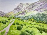 Janet Waters:Buttermere