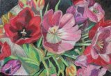 Janet Waters:Tulips