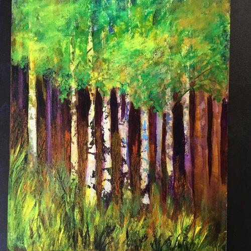 Maureen Scott: <br><l>Silver Wood</l>