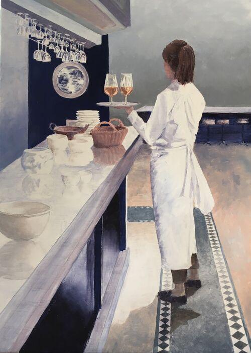 Rita Mitchell: <br><l>The Bar</l>