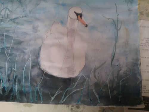 Sally Hayes - Swan - Part 1