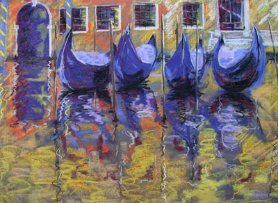 Lynda Child:<br><I>Venice</I>