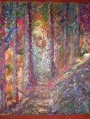 Linda Sadler:Woodland